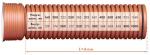 Гофрированная канализационная труба Икапласт SN 8