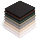 Листы ПНД 16х1500х3000 Цвет: черный